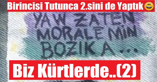 En Komik 'Biz Kürtlerde' Paylaşımları (2)