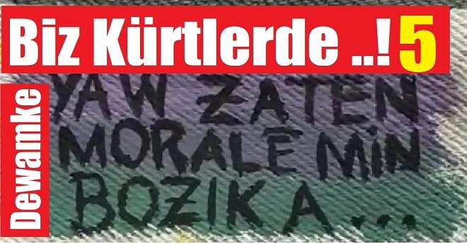 En Komik 'Biz Kürtlerde' Paylaşımları (5)
