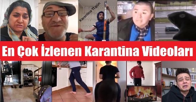 Komik Karantina Videoları