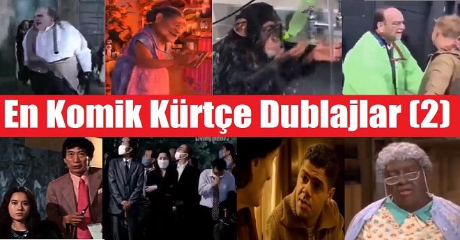 En Komik Kürtçe Dublaj