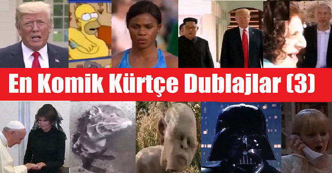 Komik Kürtçe Dublajlar