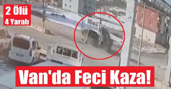 Van Trafik Kazası