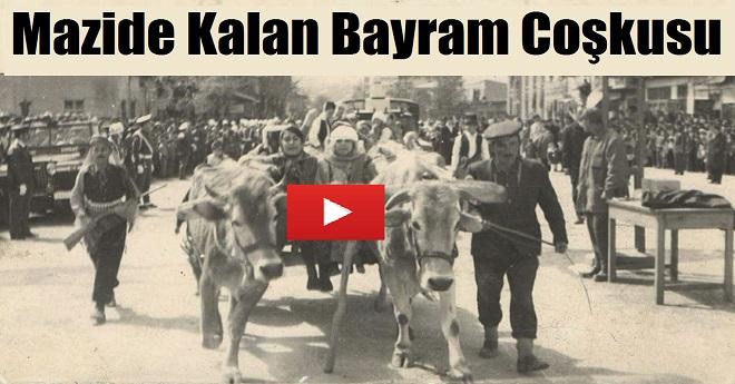 Van'da Mazide Kalan Bayram Coşkusu