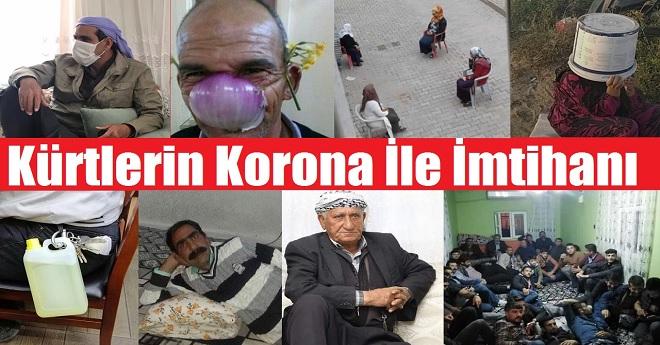 Kürtlerin Korona İle İmtihanı
