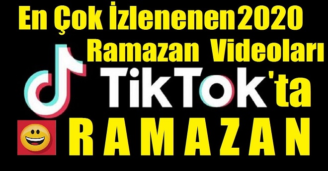TikTok'ta Ramazan