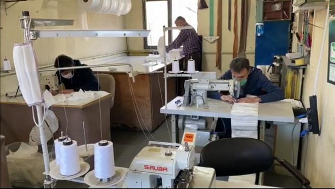 Van Büyükşehir Belediyesi de Maske Üretimine Başladı