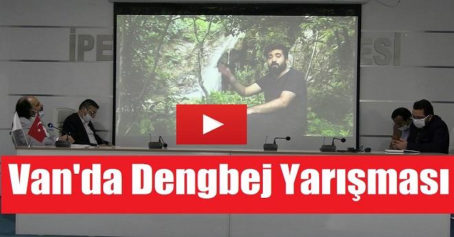 Van'daki Dengbej Yarışması Sonuçlandı