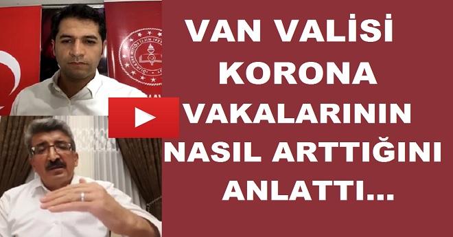 van valisi açıkladı