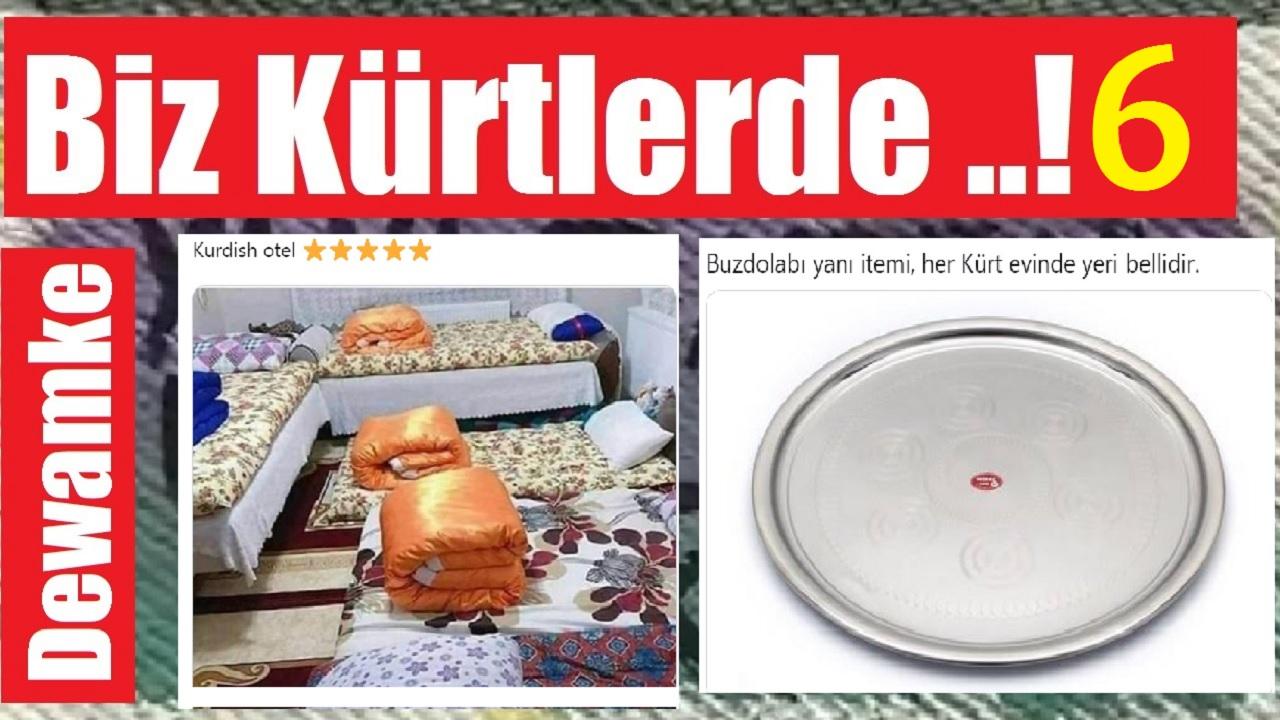 En Komik 'Biz Kürtlerde' Paylaşımları (6)