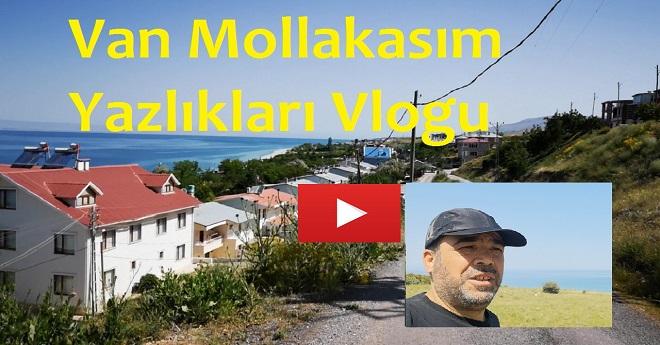 Van Mollakasım Yazlıkları Vlogu