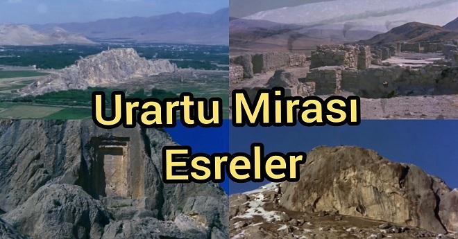 Urartu'dan Van'a Miras Eserler