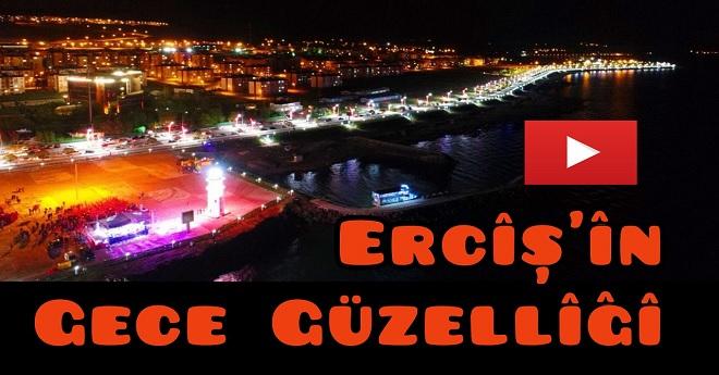 Erciş'in Göz Kamaştıran Güzelliği