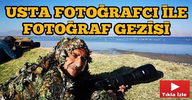 Usta Fotoğrafçı İle Kuş Cennetine Fotoğraf Gezisi