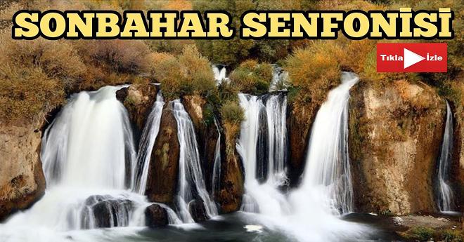 Muradiye Şelalesinde Sonbahar Gezisi
