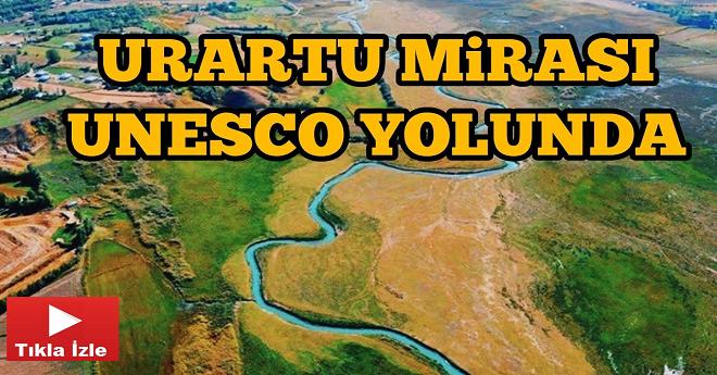 Urartu Mirası Şamran Kanalı Unesco Yolunda