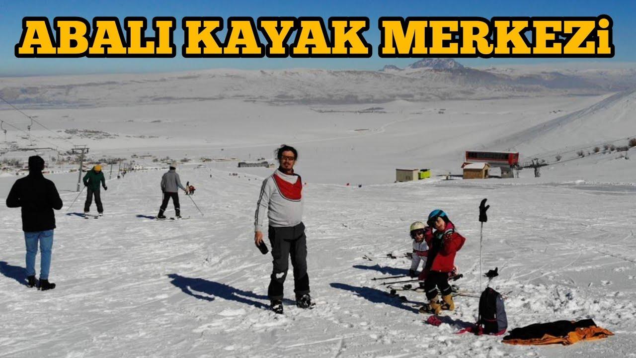 Gevaş Abalı Kayak Merkezi Yeni Sezonu Açtı