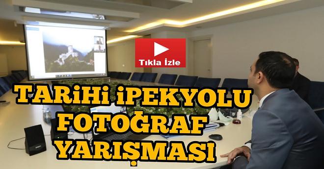 'Tarihi İpekyolu' Ulusal Fotoğraf Yarışması Sonuçlandı