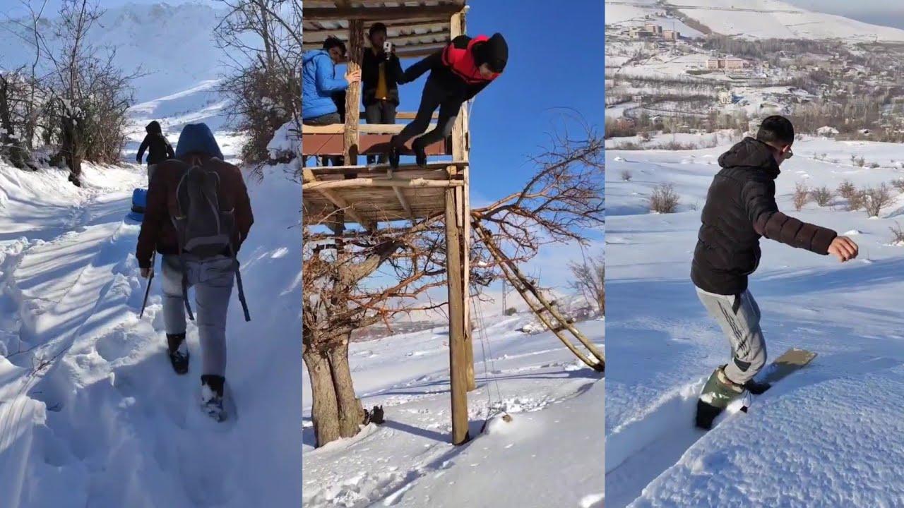 Artos'un Eteklerinde Alternatif Kış Keyfi