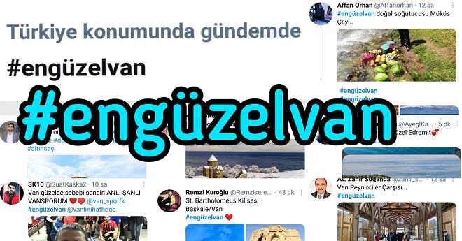 Van Türkiye Gündeminde