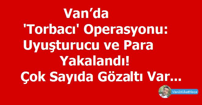 Van Operasyon