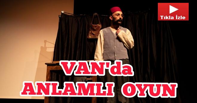 Van İpekyolu Tiyatro