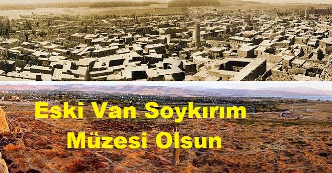 Van Soykırım Müzesi Olsun