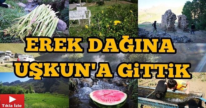 Van Erek Dağ Gezi