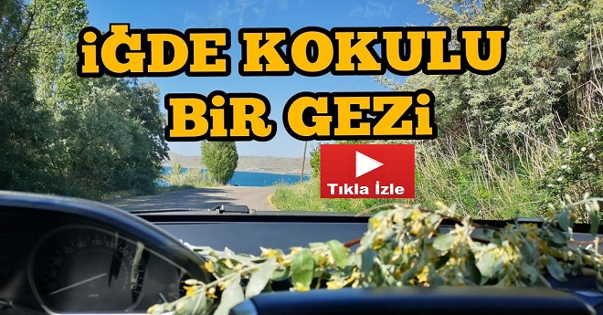 Van Gölü Sahili Gezi Video