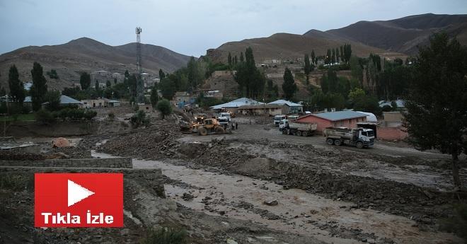 Van'daki Sel Felaketinin Yaraları Sarılıyor
