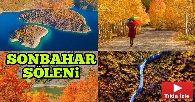 Doğa Harikası Nemrut'ta Sonbahar Şöleni