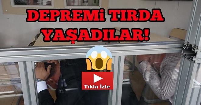 van erciş deprem simülatörü