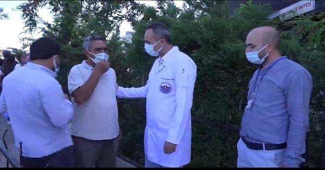 Van'da Aşı İkna Timleri Faaliyete Başladı