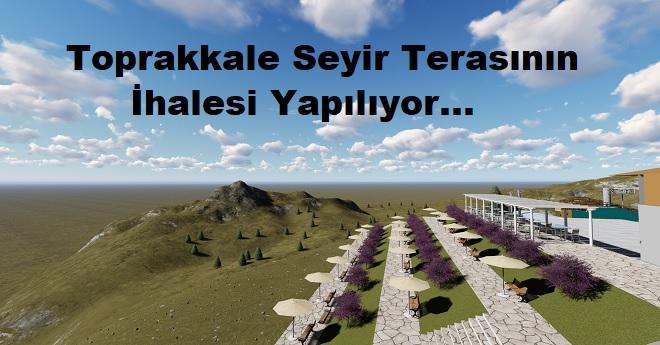 van büyükşehir toprakkale seyir terası