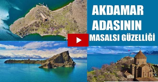 Akdamar Adası ve Kilisesi