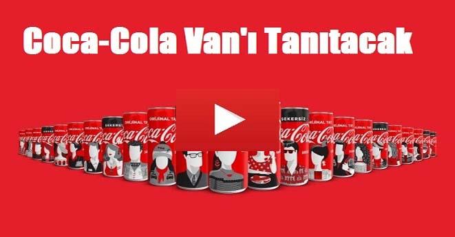 Coca Cola Van Reklamı