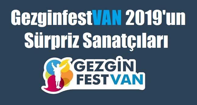 Gezginfest 2019 Katılacak Sanatçılar