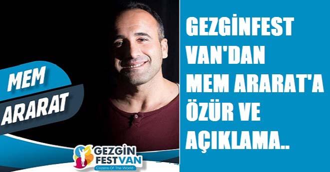 Gezgin Fest Van