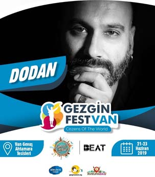 Gezginfest 2019'a Katılacak Sanatçılar
