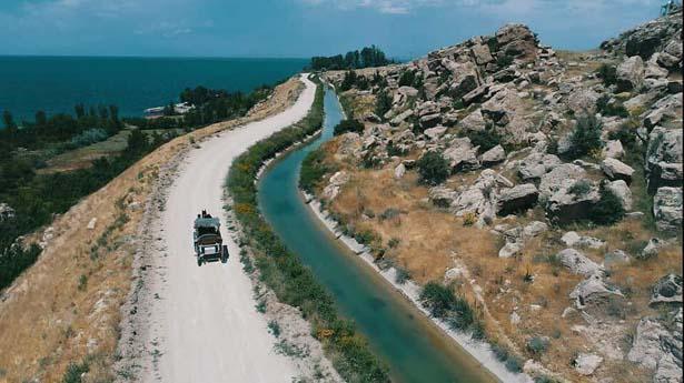 Edremit Şamran Kanalı