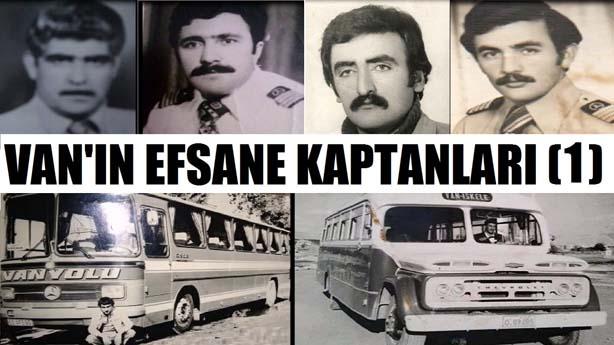 Van'ın Unutulmaz Kaptanları