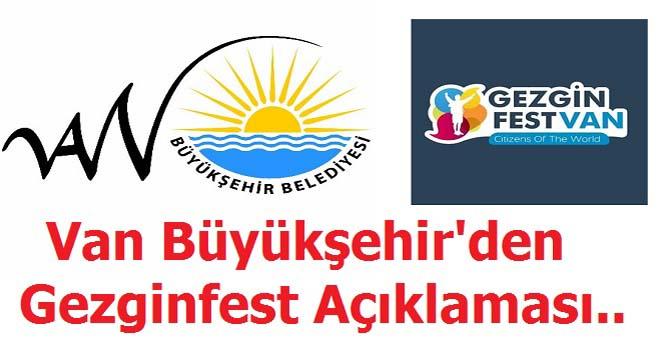 Van Büyükyşehir Gezginfest