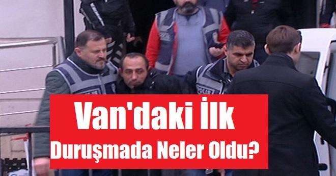 Van Son Dakika Haber