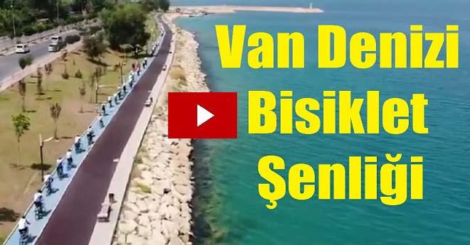 2.Van Denizi Bisiklet Şenliği