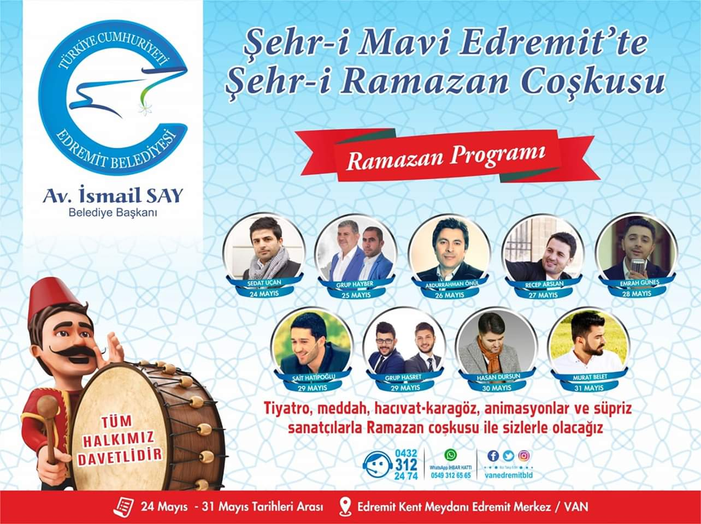 Van Edremit Ramazan
