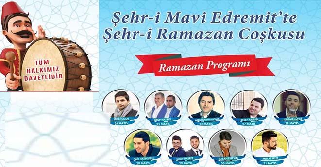 Edremit Ramazan Proğramı