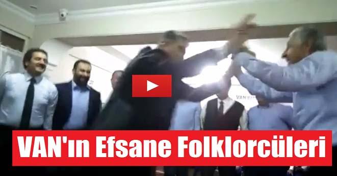 Van'ın Efsane Folklorcüleri