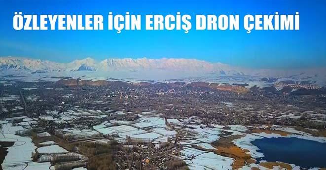 Van Eriş Dron Videosu