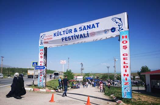 2019 Erciş Balık Göçü Festivali