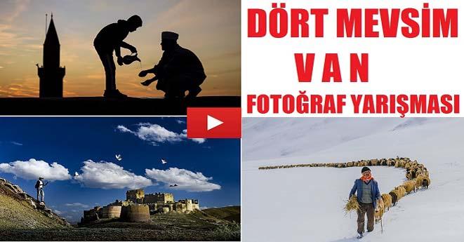 Dört Mevsim Van Fotoğraf Yarışması