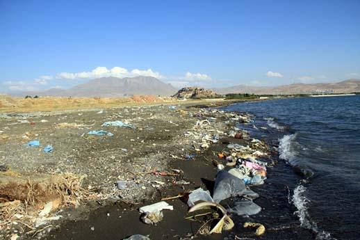 Van Gölü Kirliliği
